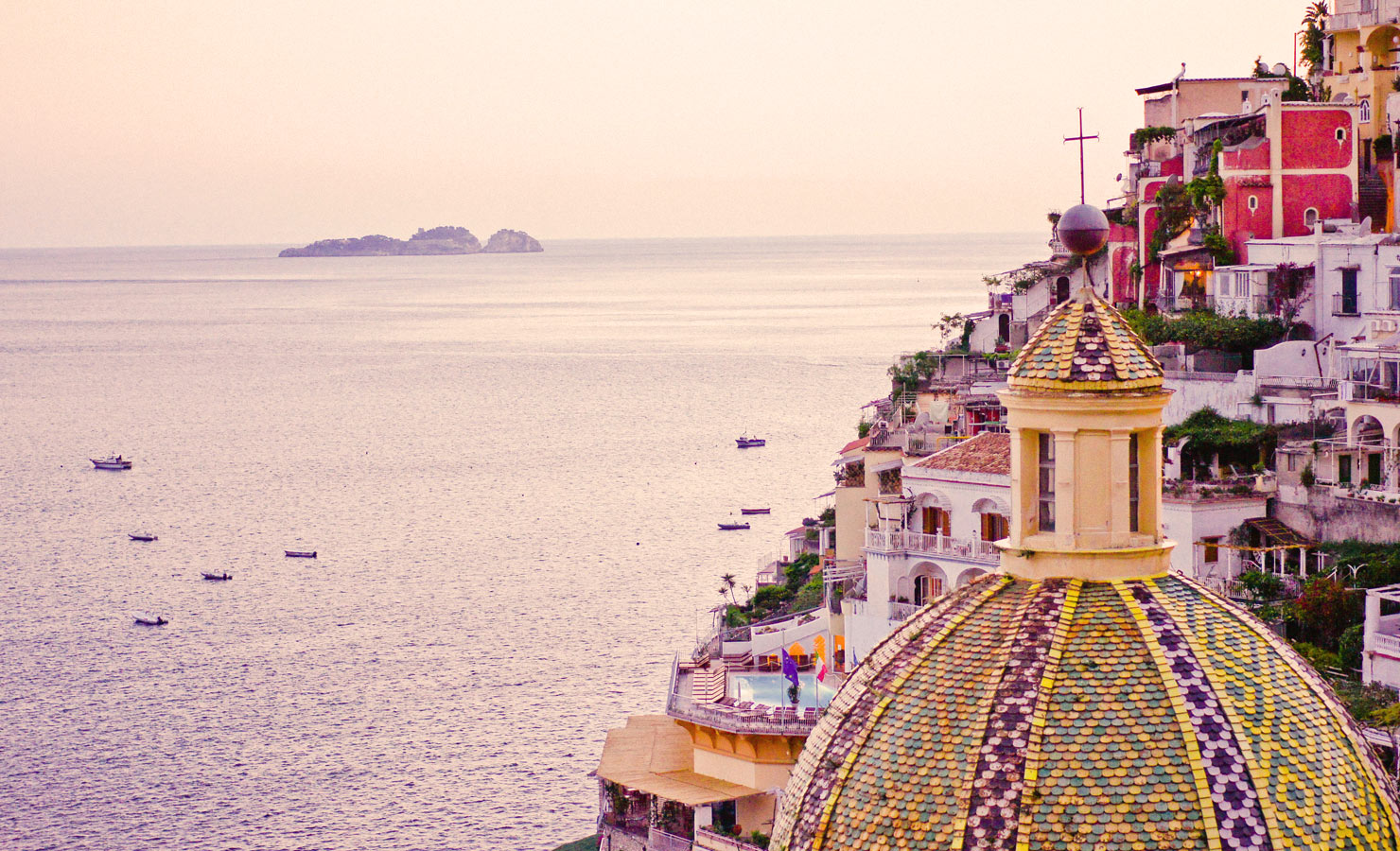 Sirenuse Hotel Positano Italy