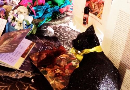 Velvet & Sweet Pea's Purrfumery foto: Virginia Blanco