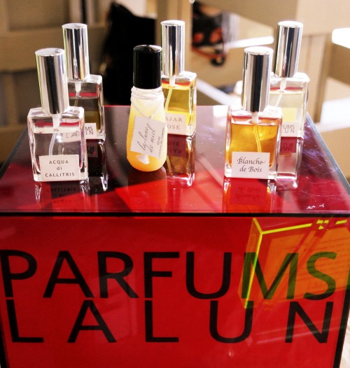Parfums Lalun  foto: Virginia Blanco