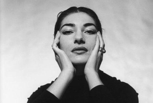 foto: I-italy.org  Maria Callas, 1957