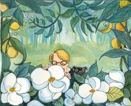 ilustración: gentileza Vero Kern  artista: Sofo Berd