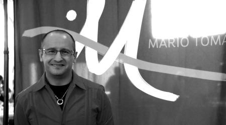Mario T. Gomez (Mario Tomas)  foto: Virginia Blanco