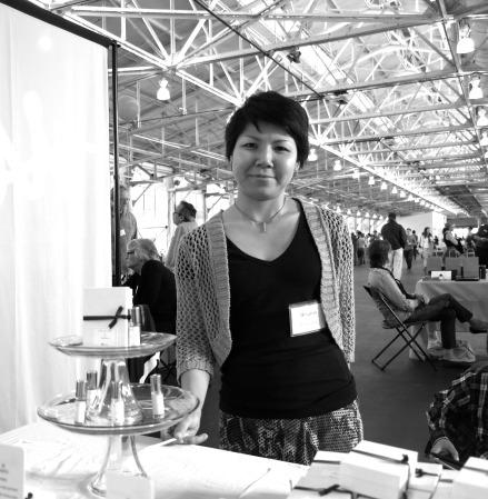 Kuniko Binet (Hexarom)  foto: Virginia Blanco