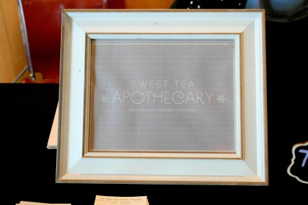foto: Virginia Blanco  Sweet Tea Apothecary