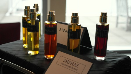 foto: Virginia Blanco Meshaz Natural Perfumes