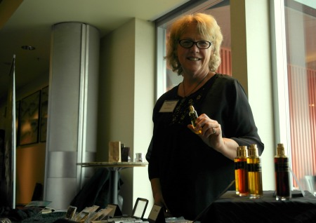 foto: Virginia Blanco Mesha Munyan, creadora de Meshaz Natural Perfumes