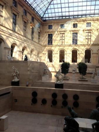 Musée du Louvre foto: Virginia Blanco