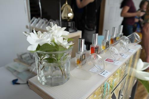 PK Perfumes  foto: Virginia Blanco
