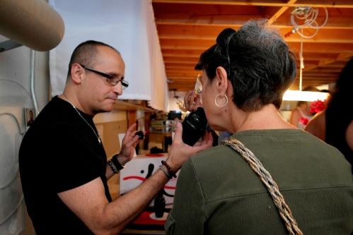 Mario T. Gomez de Mario Tomas   foto: Virginia Blanco