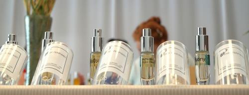 DHS Perfumes  foto: Virginia Blanco