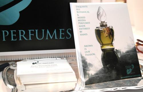 DSH Perfumes  foto: Virginia Blanco