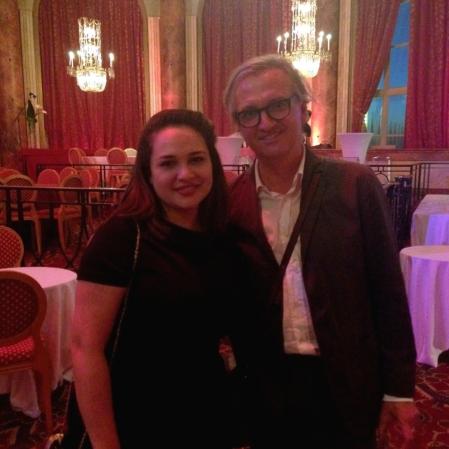 Con Ralf Schwieger  foto: Victoria Frolova