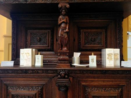 Perfumería de la Maison Molinard foto: Virginia Blanco