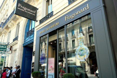 Musée du Parfum, París foto: Virginia Blanco