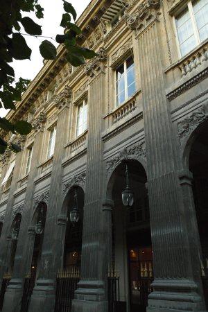 La Galerie de Valois del Palais Royal, París foto: Virginia Blanco