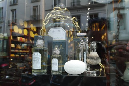 Boutique Penhaligon's, París foto: Virginia Blanco