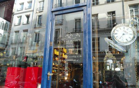 Boutique Penhaligon's, París foto: Virginia Blanco