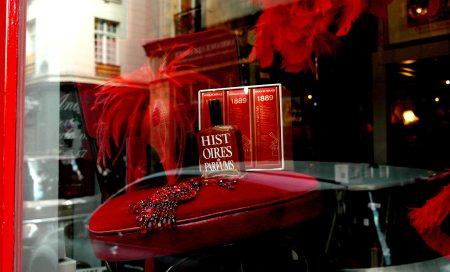 Perfumería Marie Antoinette, París  foto: Virginia Blanco