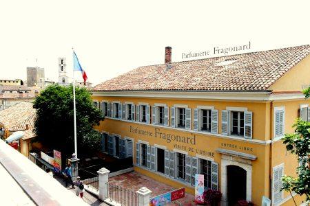 Museo y Fábrica Fragonard foto: Virginia Blanco