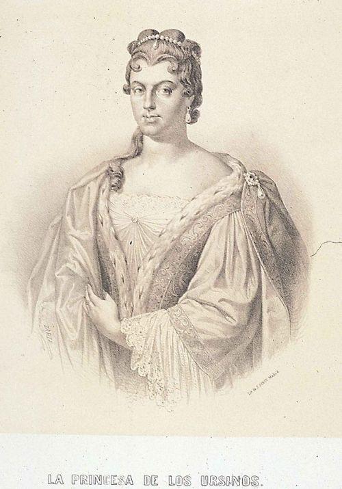 imagen: En.wikipedia.org artista: Juan Serra Marie Anne de la Tremoille, Princesa de los Ursinos (Princesa de Nerola)