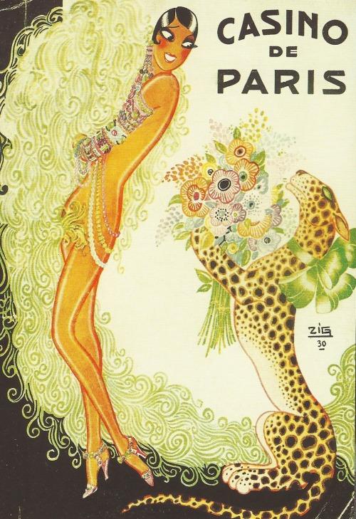 imagen: Fantomas-en-cavale.tumblr.com  ilustrador: Zig (1930)