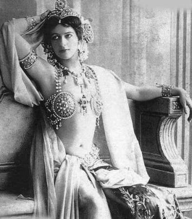 foto: De.wikipedia.org Mata Hari, 1906